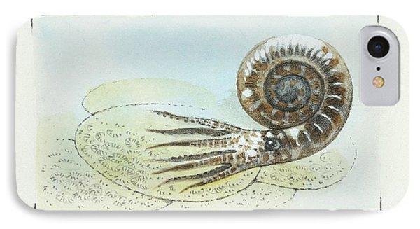 Ammonite IPhone Case
