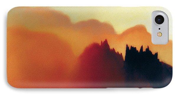 Amorphous 22 IPhone Case by The Art of Marsha Charlebois