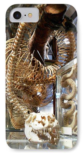Anaconda Skeleton IPhone Case