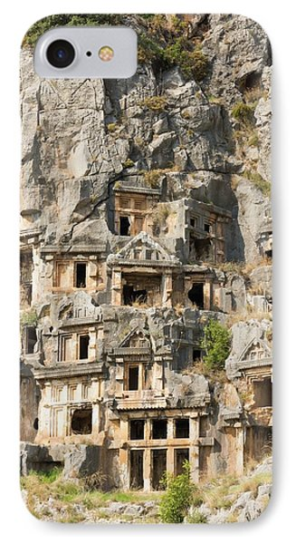 Ancient City Of Myra IPhone Case by David Parker