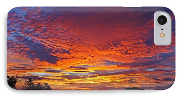 Andalucia Sunset IPhone Case