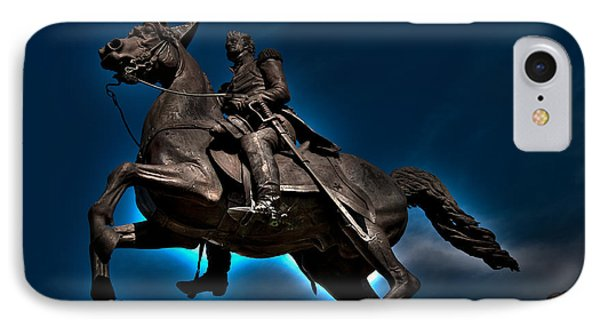 Andrew Jackson IPhone Case