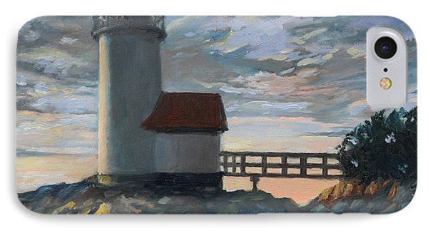 Annisquam Light IPhone Case