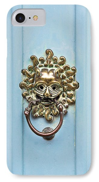 Antique Door Knocker IPhone Case