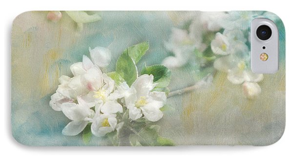 Apple Blossom Time IPhone Case by Clare VanderVeen