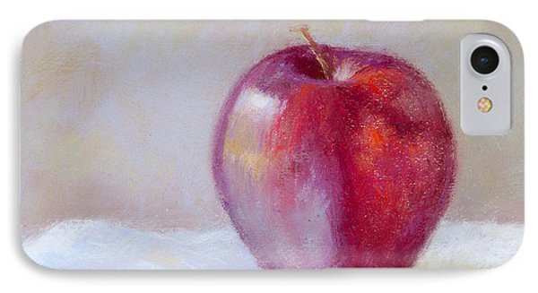 Apple Phone Case by Nancy Stutes