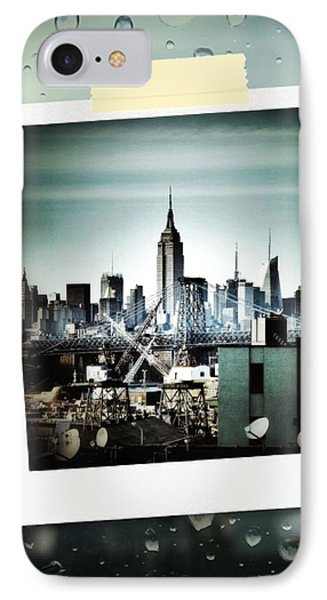 April In Nyc IPhone Case
