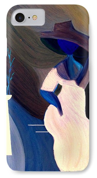 April In Paris IPhone Case by Bill OConnor