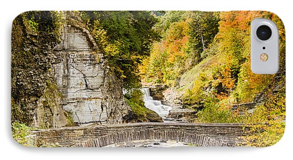 Arched Bridge IPhone Case by Jim Lepard