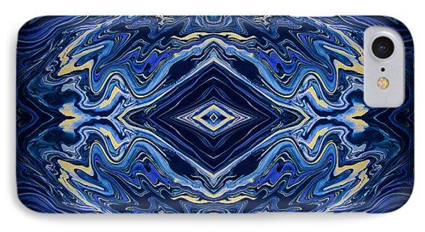 Art Series 3 Phone Case by J D Owen