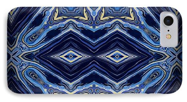 Art Series 5 Phone Case by J D Owen