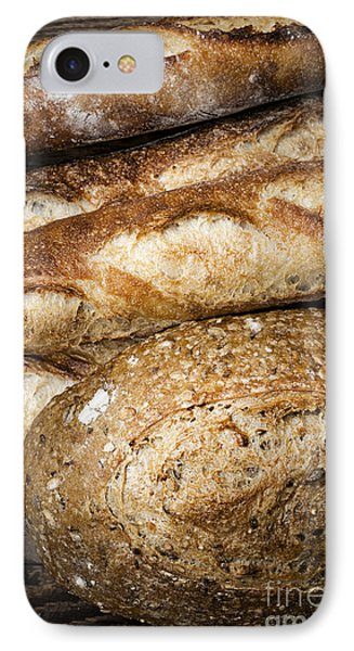 Artisan Bread Phone Case by Elena Elisseeva