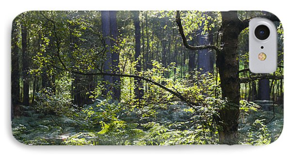 Aspley Woods IPhone Case by David Isaacson
