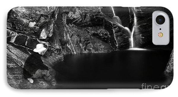 At Waters Edge IPhone Case by Christian Slanec