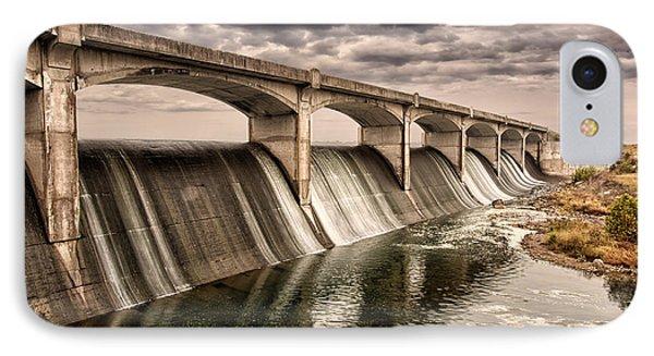 Auntalawny Dam IPhone Case