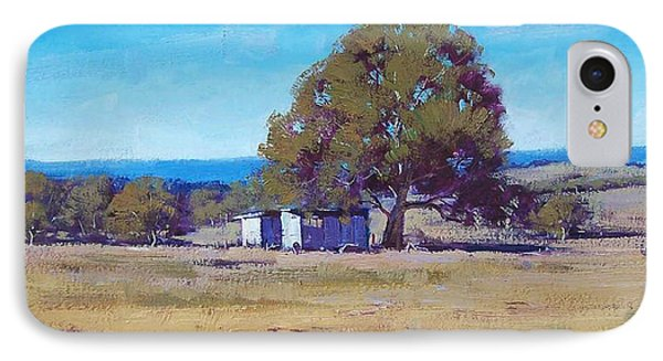 Australian Summer Landscape IPhone Case