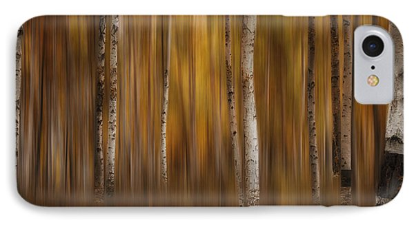 Autumn Haze IPhone Case by Darlene Bushue