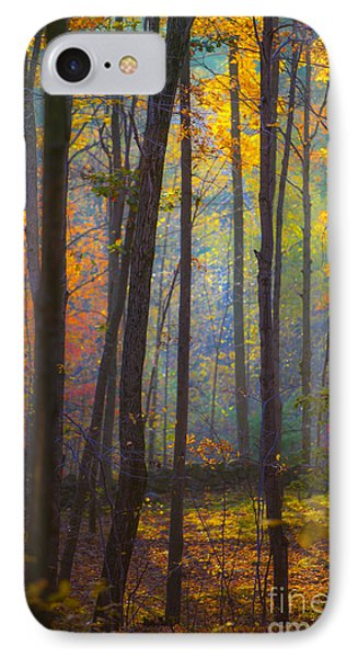 Autumn In Connecticut IPhone Case