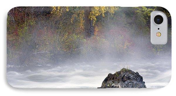 Autumn Mist Phone Case by Mike  Dawson