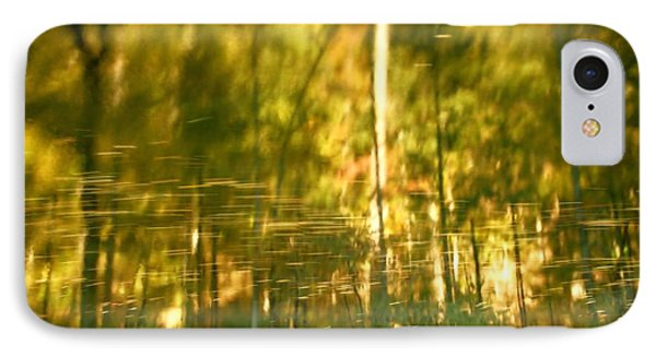 Autumn Reflections In Tennessee Phone Case by Dan Sproul
