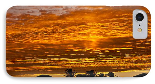 1 Awsome Sunset IPhone Case by Brian Williamson