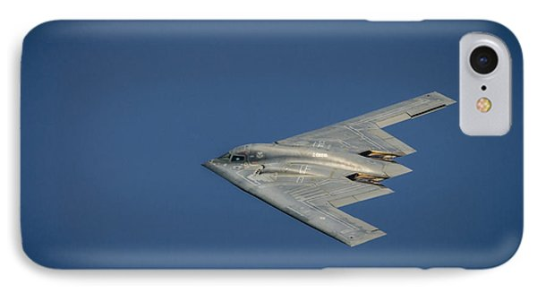 IPhone Case featuring the photograph B2 Bomber  by Bradley Clay