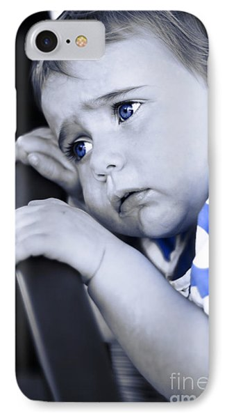 Baby Blues IPhone Case by Jorgo Photography - Wall Art Gallery