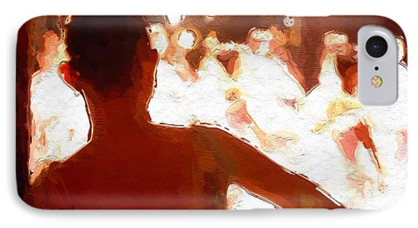 Ballet IPhone Case by Steve K