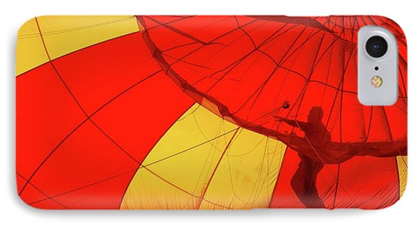 IPhone Case featuring the photograph Balloon Fantasy 2 by Allen Beatty