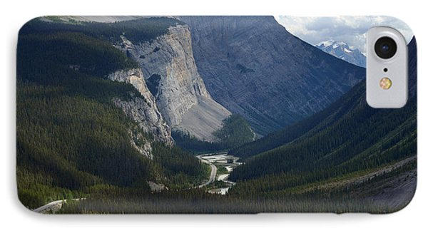 IPhone Case featuring the photograph Banff National Park by Yue Wang
