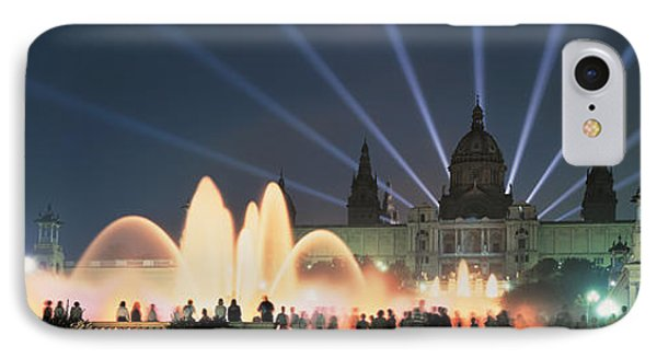 Barcelona Spain IPhone Case by Panoramic Images