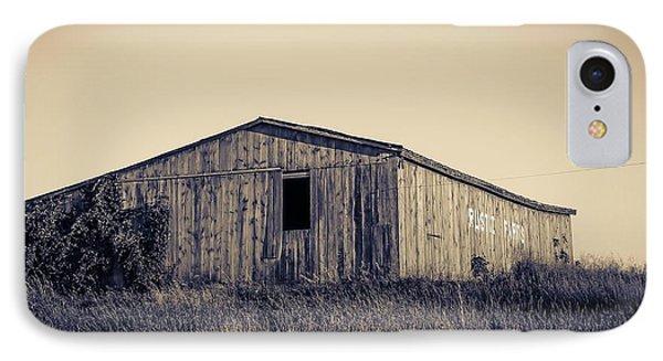 Barn IPhone Case by Michaela Preston