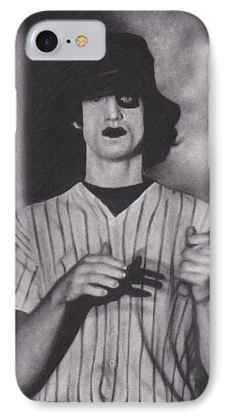 Baseball Furies IPhone Case by Brittni DeWeese