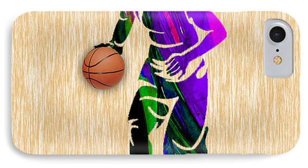 Basketball Player IPhone Case