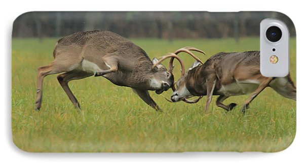 Battle Bucks IPhone Case by Doug McPherson