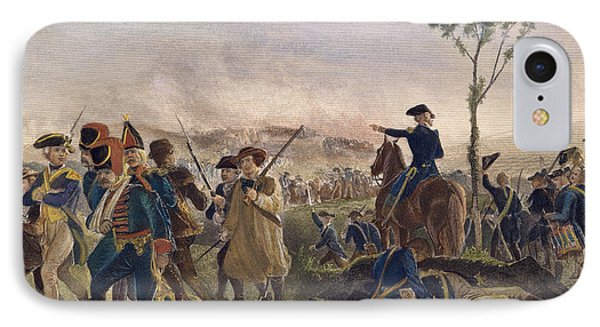 Battle Of Bennington, 1777 Phone Case by Granger