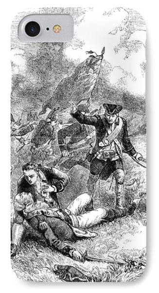 Battle Of Bunker Hill, 1775 Phone Case by Granger