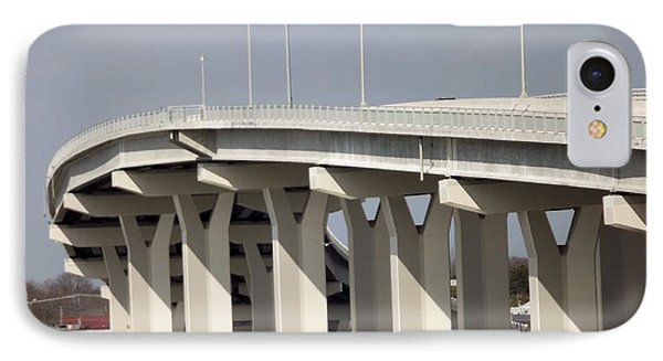Bay Bridge IPhone Case by John Wartman