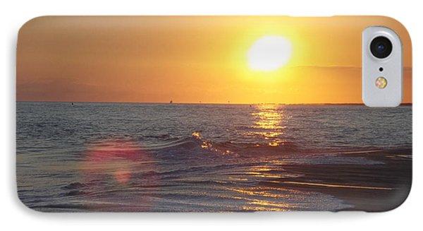 Beach #6 IPhone Case