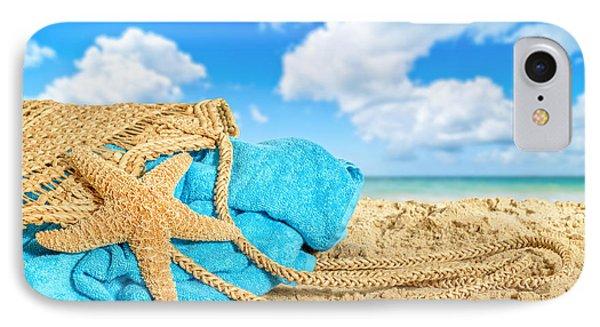 Beach Basket IPhone Case