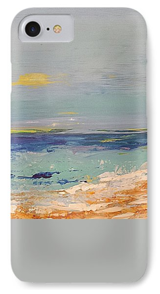 Beach IPhone Case by Diana Bursztein