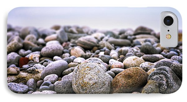 Beach Pebbles IPhone Case