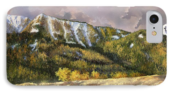 IPhone Case featuring the painting Bear Claw by Lynne Wright