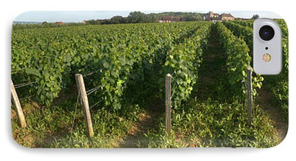 Beaujolais Vineyard, Montagny IPhone Case by Panoramic Images