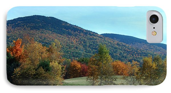 IPhone Case featuring the photograph Belknap Mountain by Mim White