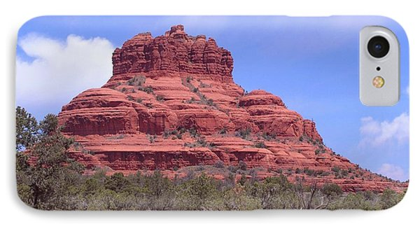 Bell Rock IPhone Case by David Rizzo