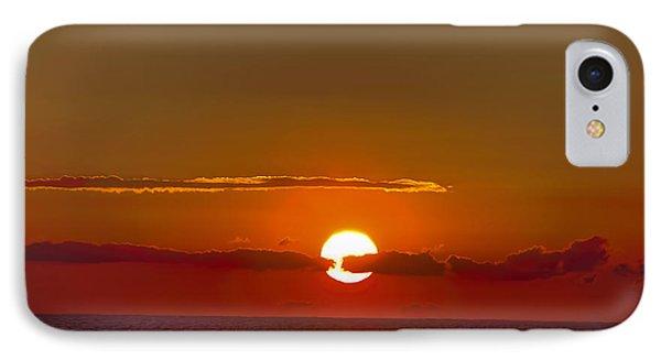 belmar sunrise New Jersey 2 IPhone Case