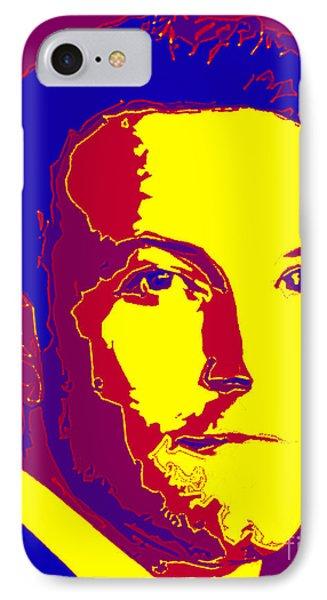 Ben Affleck iPhone 7 Case - Ben Affleck by Dalon Ryan