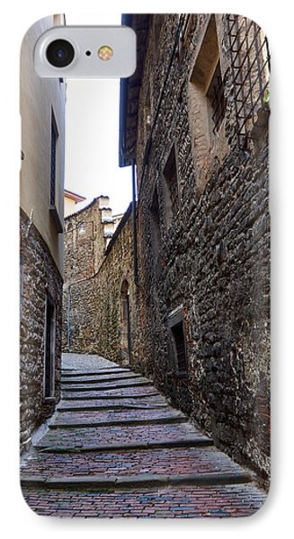 Bergamo Alta IPhone Case by Jouko Lehto