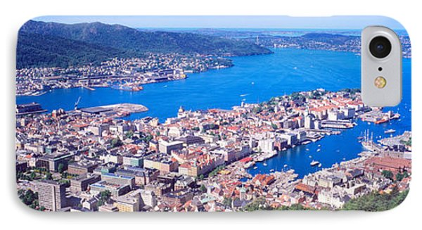 Bergen Norway IPhone Case by Panoramic Images